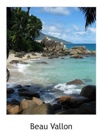 Beau Vallon Car Rental